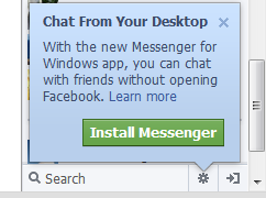 Facebook Messenger is getting better