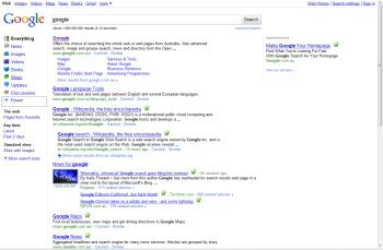 Google New Look