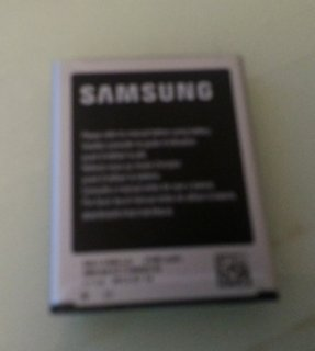 Samsung S3 battery @ Hong Kong