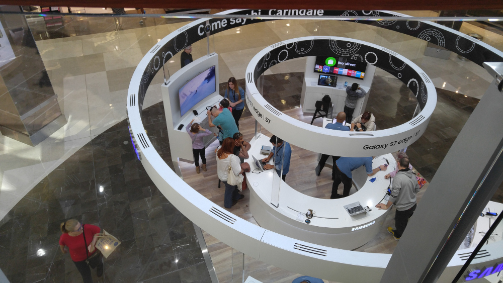 Samsung Store@Westfield Carindale