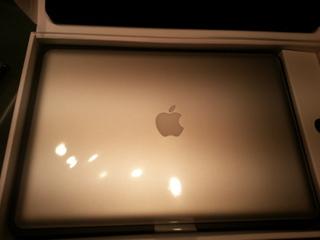 MacBookPro packing