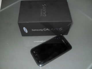 Galaxy S Boxes