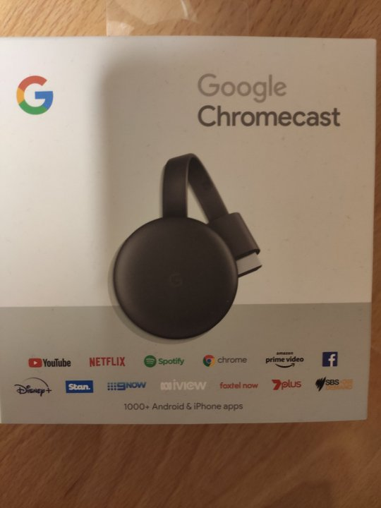 My New Lockdown Gadget - Chromecast
