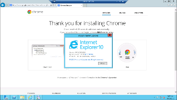 IE 10 in Windows Server 2012